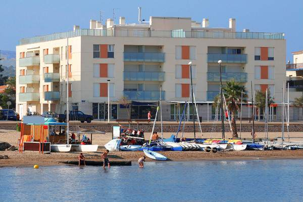 Apartament -                                       Voramar -                                       1 dormitoris -                                       2/4 ocupants