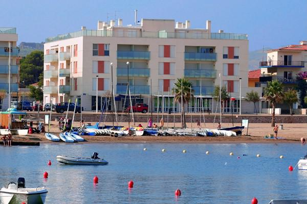 Apartament -                                       Voramar -                                       3 dormitoris -                                       6 ocupants