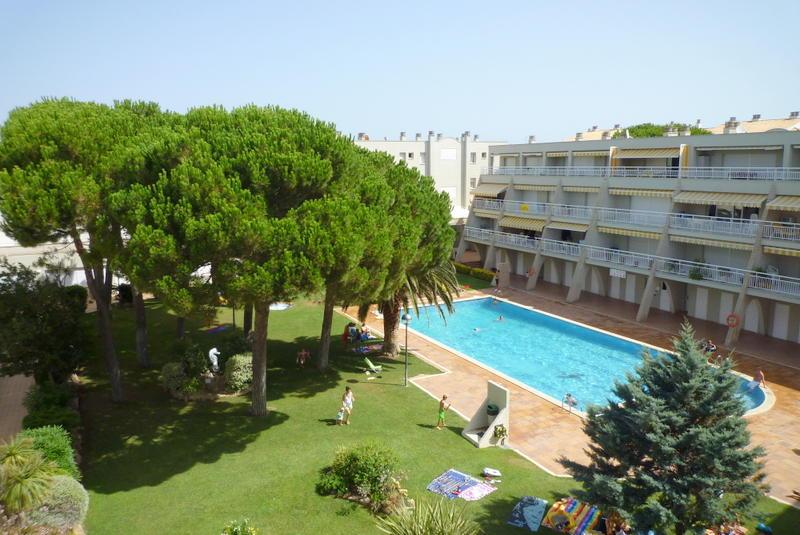 Apartament -                                       Els Pins -                                       2 dormitoris -                                       5 ocupants