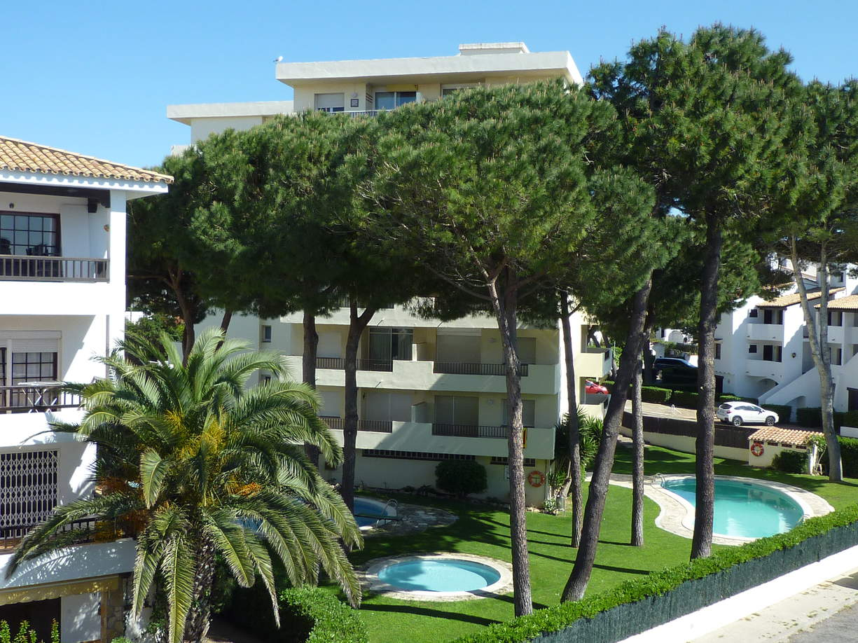 Apartament -                                       Amarres - Poble Amarres -                                       1 dormitoris -                                       2/4 ocupants