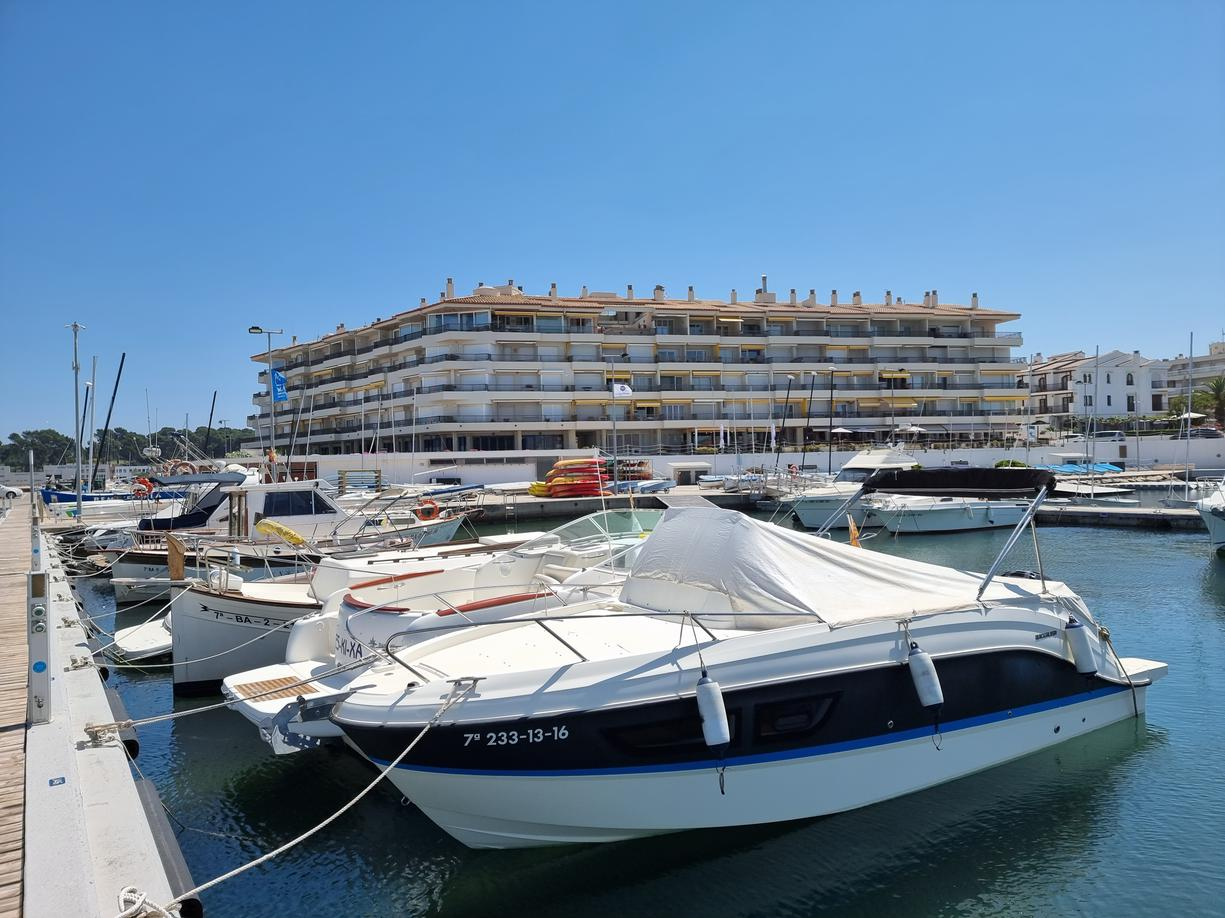 Apartament -                                       Port Escala -                                       1 dormitoris -                                       2/4 ocupants